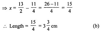 ML Aggarwal Class 8 Solutions for ICSE Maths Chapter 12 Linear Equations and Inequalities in one Variable Objective Type Questions Q12.3
