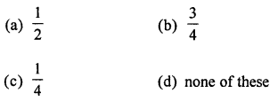 ML Aggarwal Class 8 Solutions for ICSE Maths Chapter 12 Linear Equations and Inequalities in one Variable Objective Type Questions Q9.1