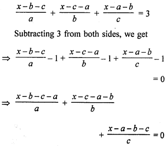 ML Aggarwal Class 8 Solutions for ICSE Maths Chapter 12 Linear Equations and Inequalities in one Variable Objective Type Questions hots Q5.2