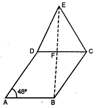 ML Aggarwal Class 8 Solutions for ICSE Maths Chapter 13 Understanding Quadrilaterals Check Your Progress Q8.1