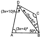 ML Aggarwal Class 8 Solutions for ICSE Maths Chapter 13 Understanding Quadrilaterals Ex 13.1 Q11.1
