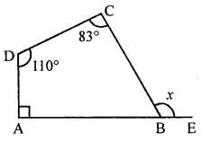ML Aggarwal Class 8 Solutions for ICSE Maths Chapter 13 Understanding Quadrilaterals Ex 13.1 Q12.5