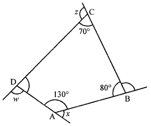 ML Aggarwal Class 8 Solutions for ICSE Maths Chapter 13 Understanding Quadrilaterals Ex 13.1 Q13.4