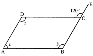 ML Aggarwal Class 8 Solutions for ICSE Maths Chapter 13 Understanding Quadrilaterals Ex 13.2 Q2.2