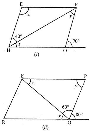 ML Aggarwal Class 8 Solutions for ICSE Maths Chapter 13 Understanding Quadrilaterals Ex 13.2 Q6.1