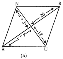 ML Aggarwal Class 8 Solutions for ICSE Maths Chapter 13 Understanding Quadrilaterals Ex 13.2 Q7.2