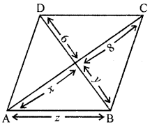 ML Aggarwal Class 8 Solutions for ICSE Maths Chapter 13 Understanding Quadrilaterals Ex 13.3 Q5.1