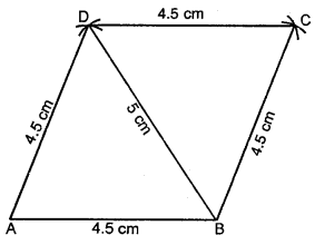 ML Aggarwal Class 8 Solutions for ICSE Maths Chapter 14 Constructions of Quadrilaterals Ex 14.2 Q10.1