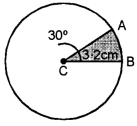 ML Aggarwal Class 8 Solutions for ICSE Maths Chapter 15 Circle Check Your Progress Q2.1