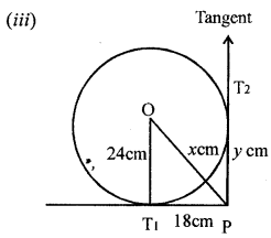 ML Aggarwal Class 8 Solutions for ICSE Maths Chapter 15 Circle Q6.2