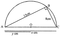 ML Aggarwal Class 8 Solutions for ICSE Maths Chapter 15 Circle Q6.3