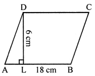 ML Aggarwal Class 8 Solutions for ICSE Maths Chapter 18 Mensuration Ex 18.1 Q5.1