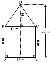 ML Aggarwal Class 8 Solutions for ICSE Maths Chapter 18 Mensuration Ex 18.2 Q14.2