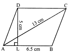 ML Aggarwal Class 8 Solutions for ICSE Maths Chapter 18 Mensuration Ex 18.2 Q4.1