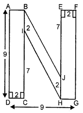 ML Aggarwal Class 8 Solutions for ICSE Maths Chapter 18 Mensuration Ex 18.2 Q9.3