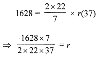 ML Aggarwal Class 8 Solutions for ICSE Maths Chapter 18 Mensuration Ex 18.4 Q16.1