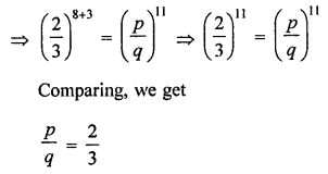 ML Aggarwal Class 8 Solutions for ICSE Maths Chapter 2 Exponents and Powers Check Your Progress Q13.2