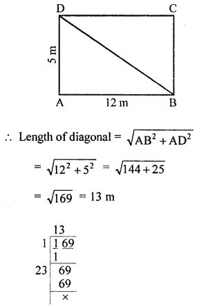 ML Aggarwal Class 8 Solutions for ICSE Maths Chapter 3 Squares and Square Roots Check Your Progress Q8.1
