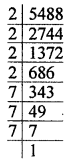 ML Aggarwal Class 8 Solutions for ICSE Maths Chapter 3 Squares and Square Roots Ex 3.1 Q1.2