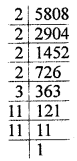 ML Aggarwal Class 8 Solutions for ICSE Maths Chapter 3 Squares and Square Roots Ex 3.1 Q4.1