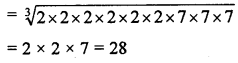 ML Aggarwal Class 8 Solutions for ICSE Maths Chapter 4 Cubes and Cube Roots Check Your Progress Q3.2