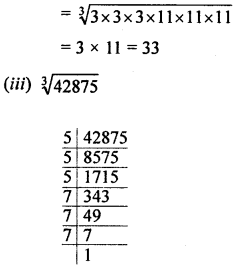 ML Aggarwal Class 8 Solutions for ICSE Maths Chapter 4 Cubes and Cube Roots Ex 4.2 Q1.2