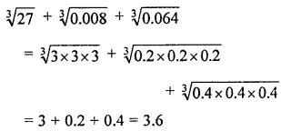 ML Aggarwal Class 8 Solutions for ICSE Maths Chapter 4 Cubes and Cube Roots Ex 4.2 Q6.1