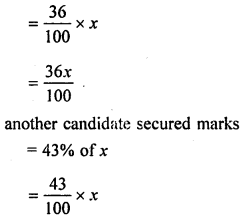 ML Aggarwal Class 8 Solutions for ICSE Maths Chapter 7 Percentage Ex 7.1 Q24.1