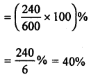 ML Aggarwal Class 8 Solutions for ICSE Maths Chapter 7 Percentage Ex 7.1 Q24.3