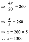 ML Aggarwal Class 8 Solutions for ICSE Maths Chapter 7 Percentage Ex 7.2 Q23.2