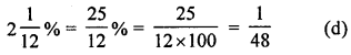 ML Aggarwal Class 8 Solutions for ICSE Maths Chapter 7 Percentage Objective Type Questions Q4.2