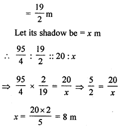 ML Aggarwal Class 8 Solutions for ICSE Maths Chapter 9 Direct and Inverse Variation Ex 9.1 Q11.1