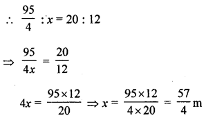 ML Aggarwal Class 8 Solutions for ICSE Maths Chapter 9 Direct and Inverse Variation Ex 9.1 Q11.2