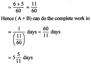 ML Aggarwal Class 8 Solutions for ICSE Maths Chapter 9 Direct and Inverse Variation Ex 9.3 Q2.1