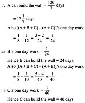 ML Aggarwal Class 8 Solutions for ICSE Maths Chapter 9 Direct and Inverse Variation Ex 9.3 Q21.2