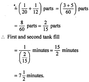 ML Aggarwal Class 8 Solutions for ICSE Maths Chapter 9 Direct and Inverse Variation Ex 9.3 Q3.1