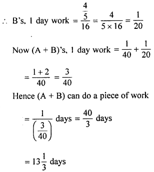ML Aggarwal Class 8 Solutions for ICSE Maths Chapter 9 Direct and Inverse Variation Ex 9.3 Q5.1