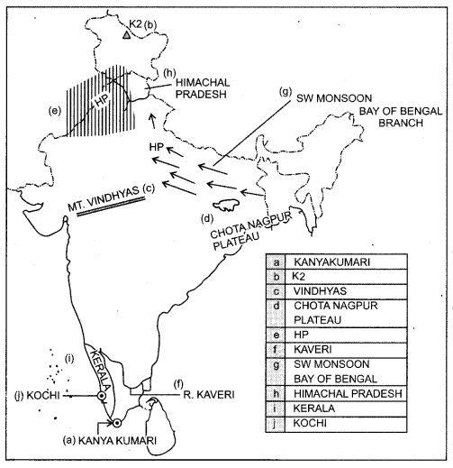 ISC Geography Question Paper 2018 Solved for Class 12 - 2
