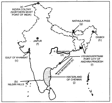 ISC Geography Question Paper 2019 Solved for Class 12 - 2