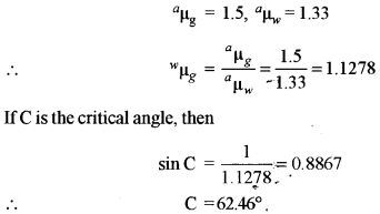 ISC Physics Question Paper 2010 Solved for Class 12 5