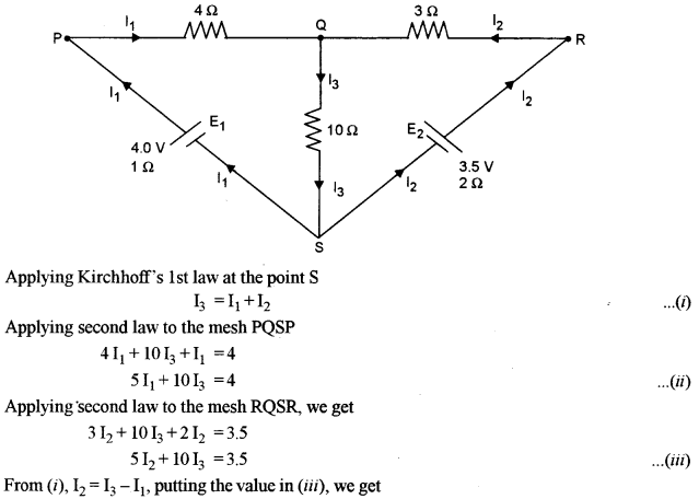 ISC Physics Question Paper 2011 Solved for Class 12 17