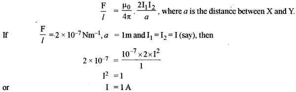 ISC Physics Question Paper 2011 Solved for Class 12 24