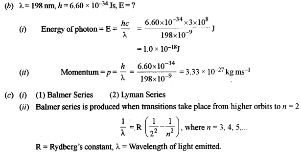 ISC Physics Question Paper 2011 Solved for Class 12 33