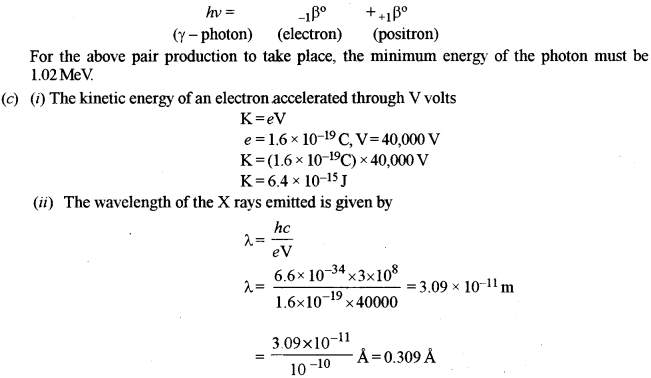 ISC Physics Question Paper 2011 Solved for Class 12 36