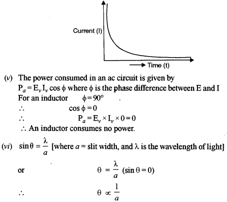 ISC Physics Question Paper 2011 Solved for Class 12 6