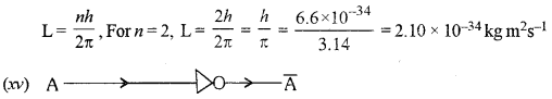 ISC Physics Question Paper 2011 Solved for Class 12 8