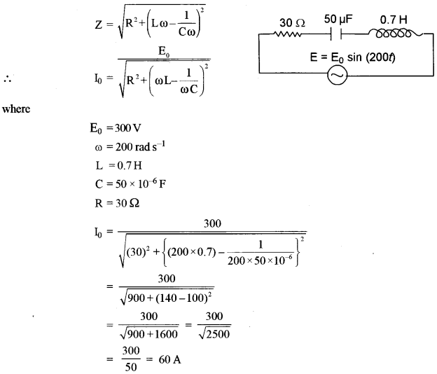 ISC Physics Question Paper 2012 Solved for Class 12 26