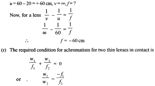 ISC Physics Question Paper 2012 Solved for Class 12 9