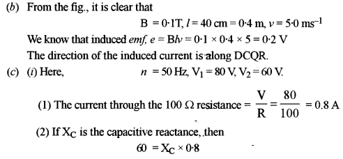 ISC Physics Question Paper 2013 Solved for Class 12 18