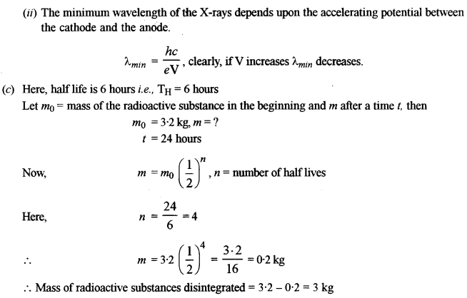 ISC Physics Question Paper 2013 Solved for Class 12 40